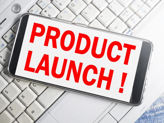 Mobile app product launch